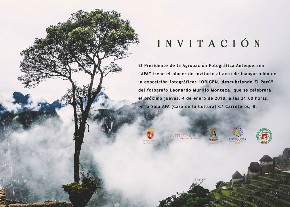 invitación expo